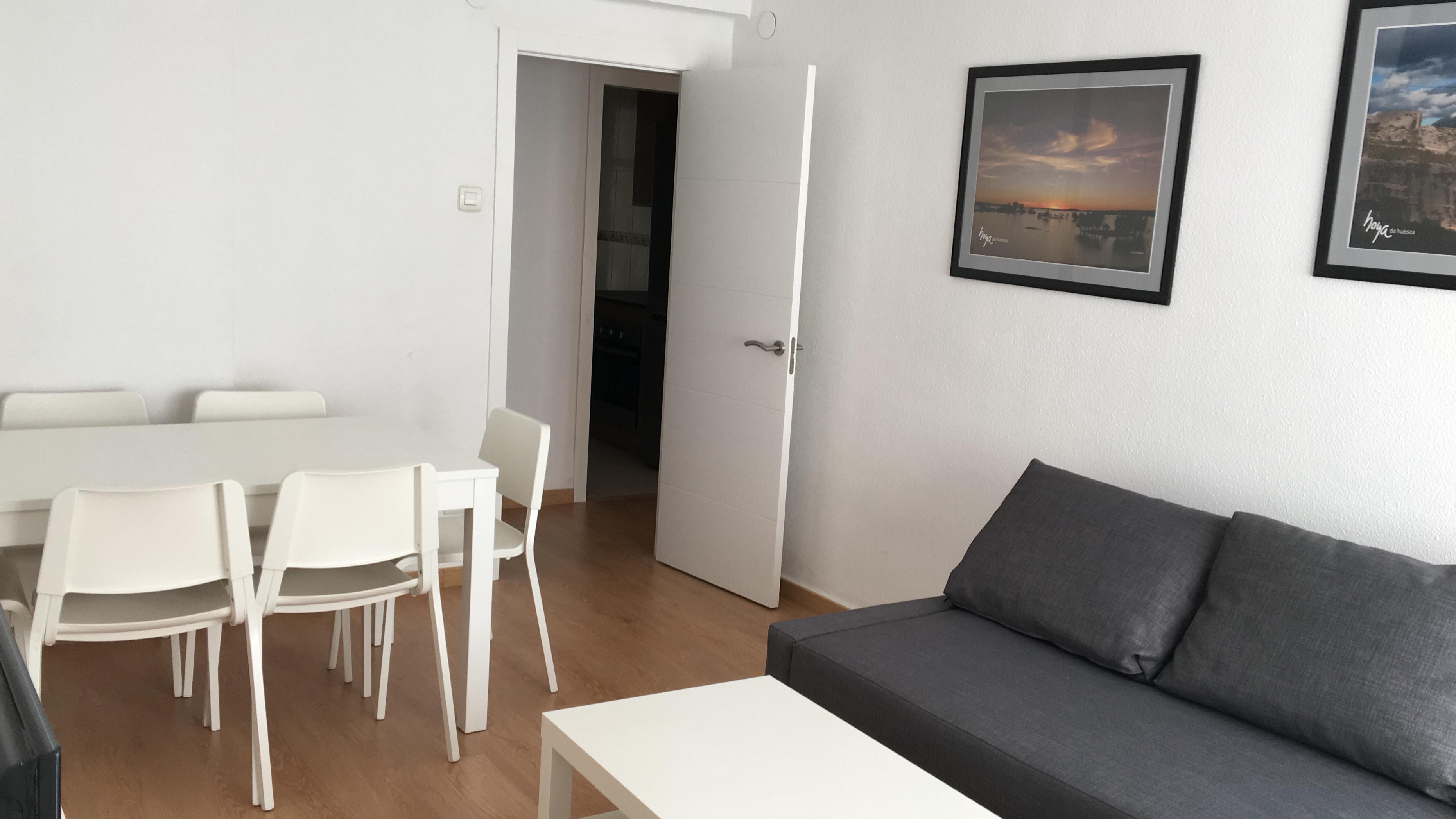 Apartamento Huesca Ciudad 2